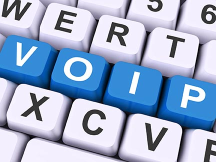 VoIP keys