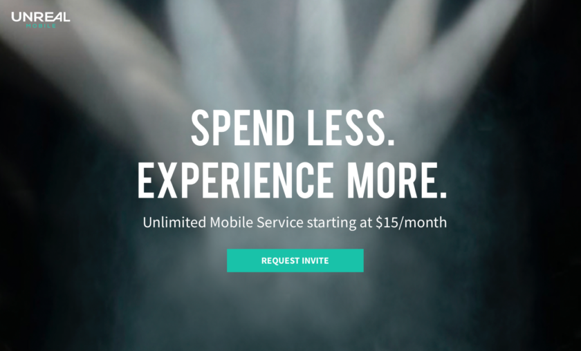 Unreal mobile will bring unlimited data and VoIP calls