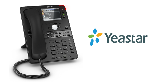 Good news on the tech issues for VoIP as Yeastar will be easier to