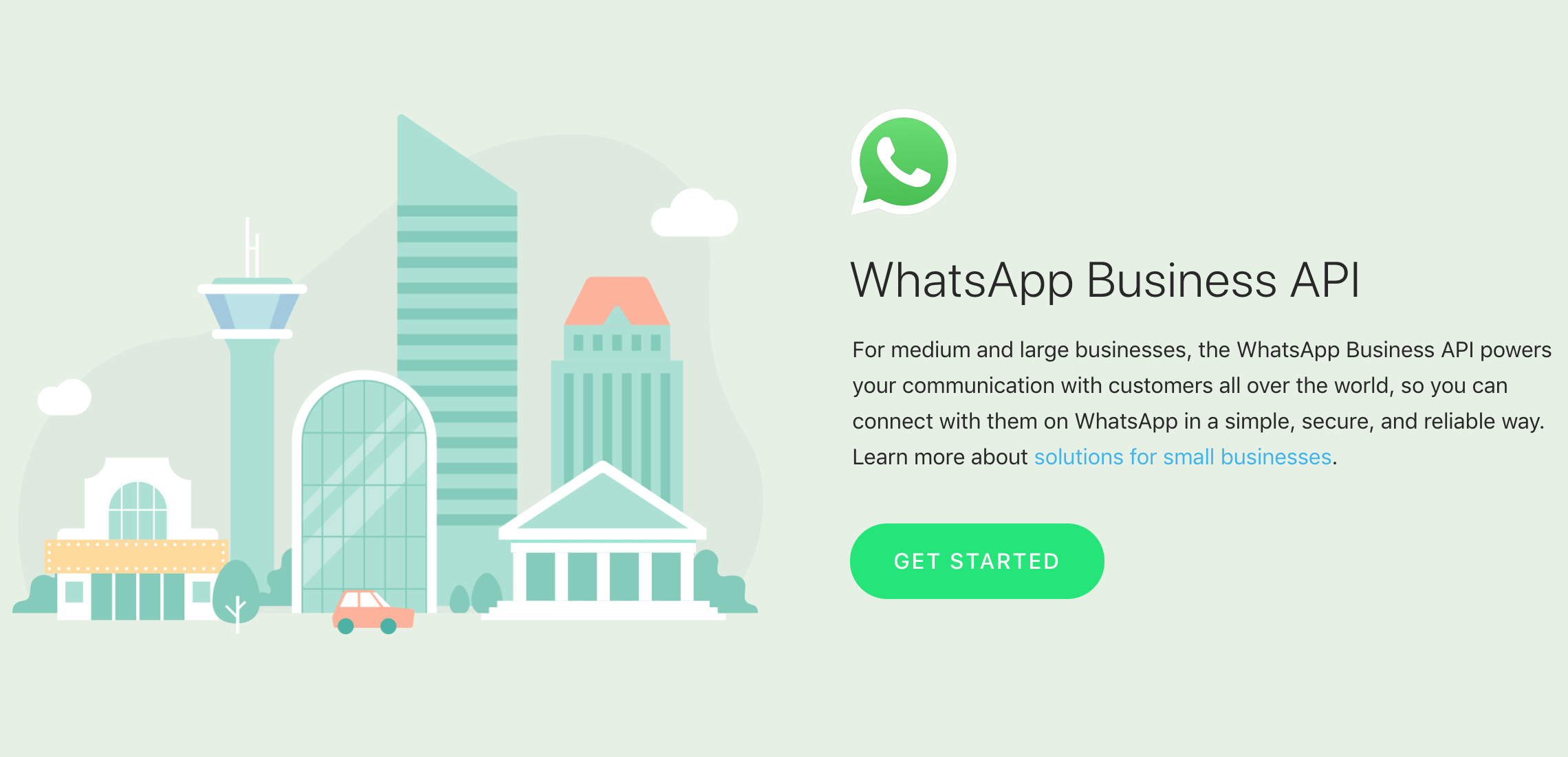 WhatsApp announces the roll out of WhatsApp Business API