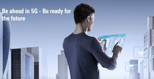 Rohde & Schwarz to release the world's first 5G NR Network
