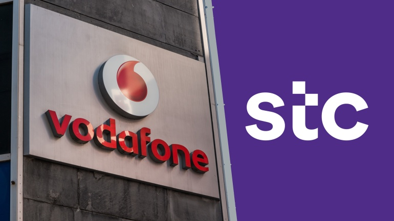 Vodafone sell to STC