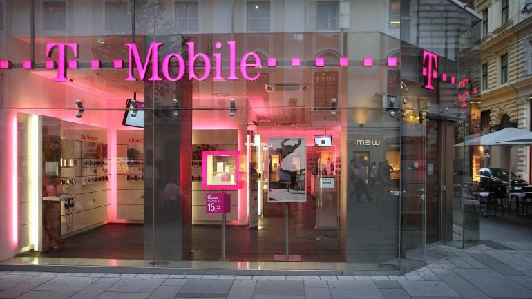 T-Mobile unit