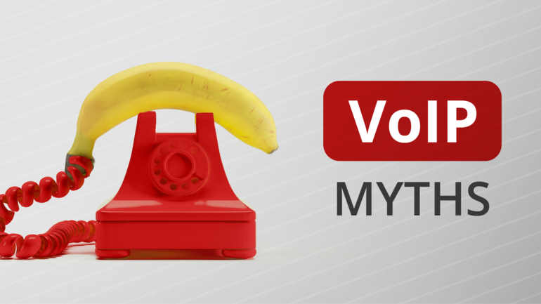 myths surrounding VoIP